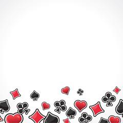 cartes de jeu-bas de page