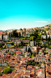 Panorama Granada, white village - 61850878