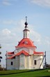 Old orthodox church. Kremlin in Kolomna, Russia