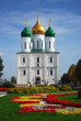 Old orthodox church. Kremlin in Kolomna, Russia