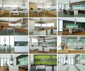 Bildersammlung - 12 Küchendesigns
