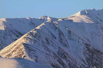 Горы Кош-Агача
