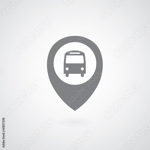 Bus symbol pointer