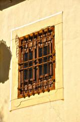 Toledo, Castilla La Mancha, ventana, reja oxidada
