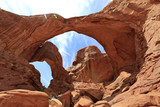 double Arch, arch national monument