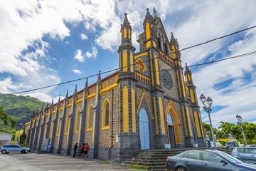 Église Notre Dame de La Délivrance, La Réunion