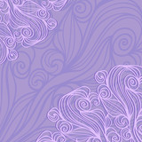 Background With Lacy Pattern