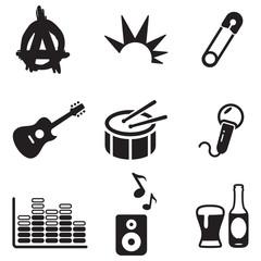 Punk Icons