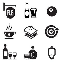 Pub Icons