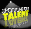 Spotlight On Talent Your Moment to Shine Skills Abilities Showca