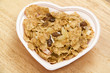 Whole Grain Cereal with Dry Fruits- three