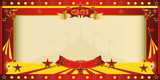 invitation big top circus
