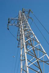 Torre di alta tensione, traliccio