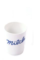Milchbecher