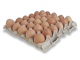 30 Brown Eggs