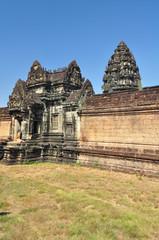 Banteay Samre Prasat  in Angkor Wat, Cambodia.