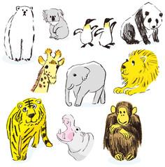 いろいろな動物