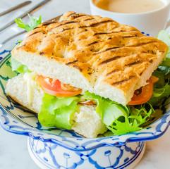 Sandwich ham&cheese
