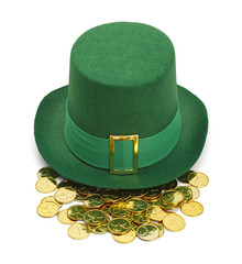 Leprechaun Gold Hat