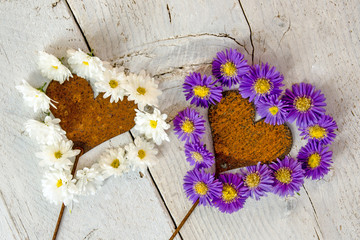 Alte Liebe rostet doch :)