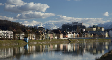 Salzburg an der Salzach Photo © Herby Meseritsch