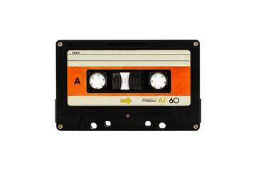 Cassette tape.