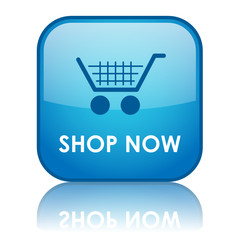 """SHOP NOW"" Web Button (add to cart order buy online my basket)"