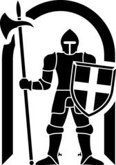 guardian. stencil