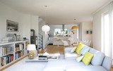 tolles Wohnzimmer in EFH - living room in single family house