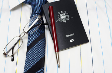 australian business passport