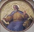 Leinwandbild Motiv Vienna - st. Mark the Evangelist  in Carmelites church
