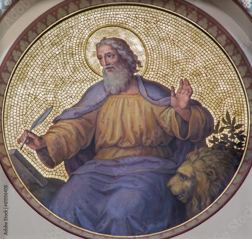 Vienna - st. Mark the Evangelist  in Carmelites church - 61886408