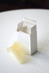 piuma scatoline