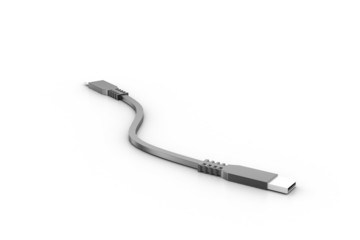 3d usb cable to connect to computers