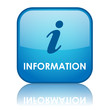 """INFORMATION"" Web Button (find out more contact support help)"