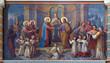 Vienna - Wedding of Mary and Joseph in Carmelites church