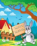 Easter bunny topic image 6