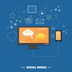 Business software and social media networking service