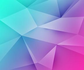 Polygon Backdrop