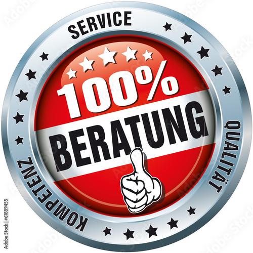 100% Beratung - Service - Qualität - Kompetenz
