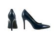 Beautiful and elegant female shoes.