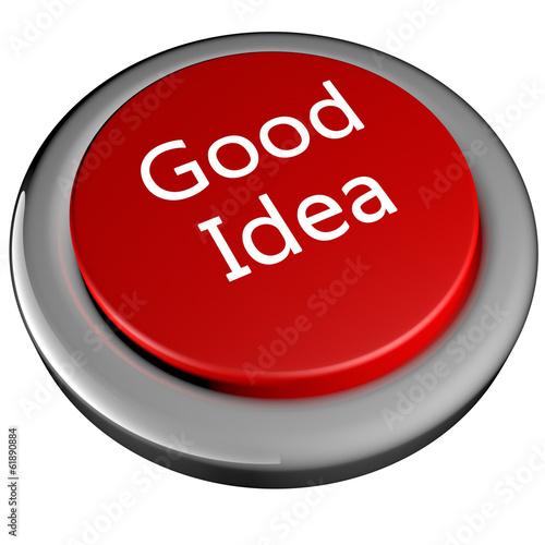 Good idea button