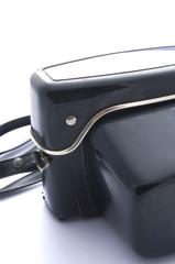 old camera case