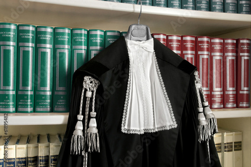toga avvocato - 61895482
