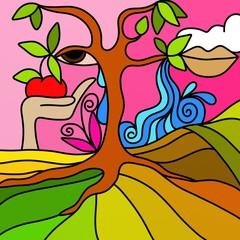 albero vivo