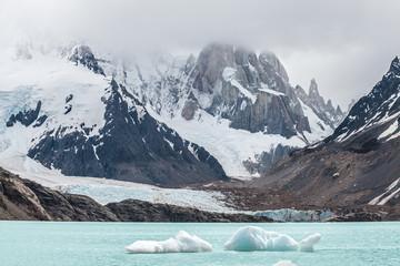 Los Glaciares National Park in Argentina.