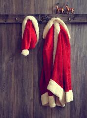 Santa's Hat & Coat