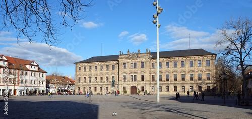 Leinwandbild Motiv Erlanger Schloss