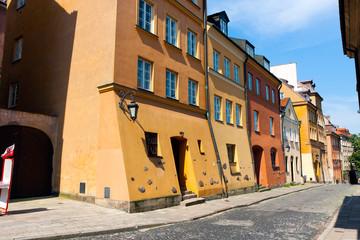 Warsaw City, Brzozowa Street
