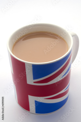 mug of british tea